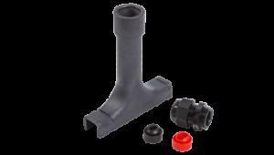 Наборы IEK-xx-… для изоляции прохода кабеля через слой теплоизоляции