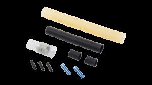Наборы Raychem S-19, S-21 и S-69 для сращивания греющих кабелей